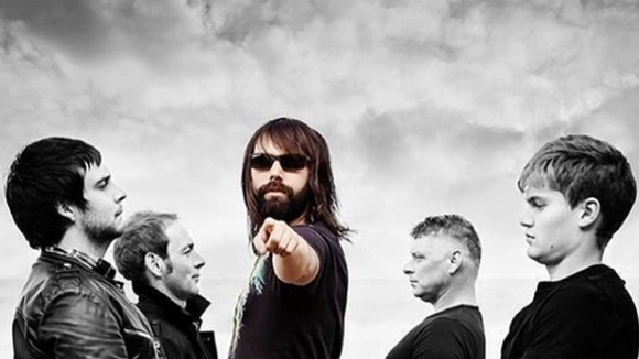 Redstar - Rock Rock Britrock Indie Live Act in Huddersfield