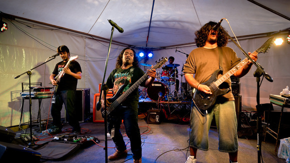 Neolithic Silence - Heavy Metal Live Act in Bangalore
