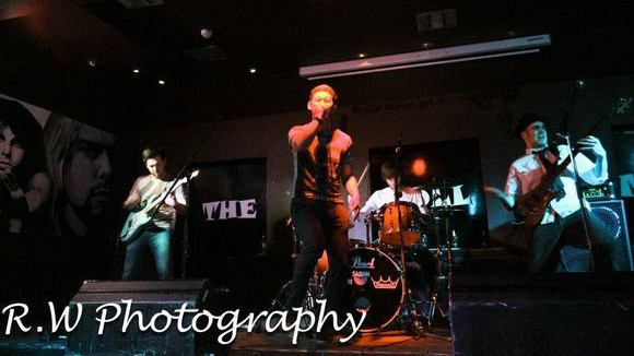 The Rebellion - Funk Funk Live Act in Stoke-on-Trent