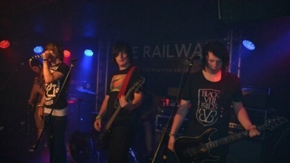 These Days Are Numbered - Heavy Metal Live Act in Andover
