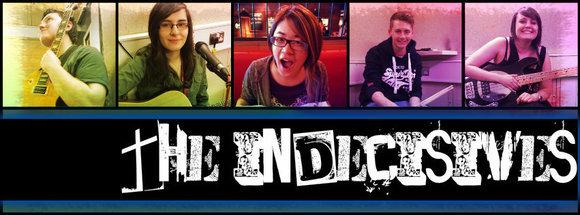 The Indecisives - Indie Indiepop Pop Live Act in Liverpool