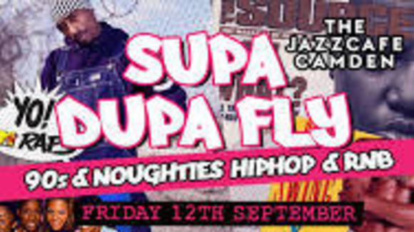 Supa Dupa Fly - Rap DJ in London