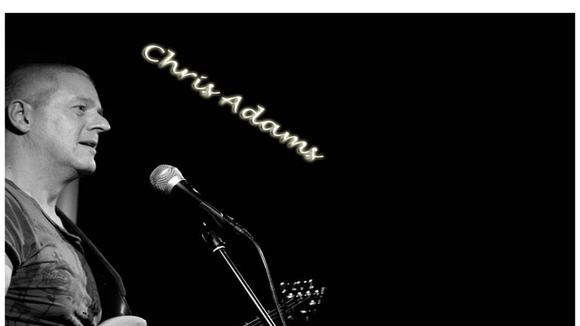 Chris Adams - Rock Classicrock Blues Rock Live Act in fort william