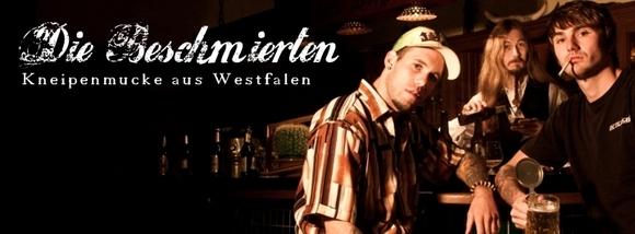 Die Beschmierten - Rock Deutschrock Electropunk Live Act in Greven