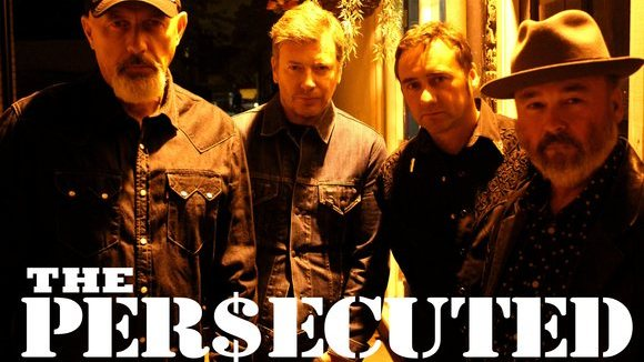 The Persecuted - Country Alternative Country Live Act in London