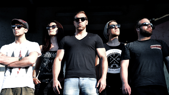 Ashes Of A Lifetime - Heavy Metal Metalcore Metal Death Metal Progressive Metal Live Act in Coburg