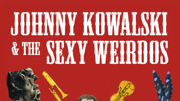 Johnny Kowalski and the Sexy Weirdos - Rock Klezmer Punk Live Act in Birmingham