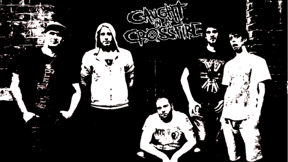 Caught In A Crossfire - Punk Alternative Punk Rock Live Act in Portsmouth