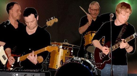 Captain Black - Rock Blues Rock Indiepop Live Act in 6QL