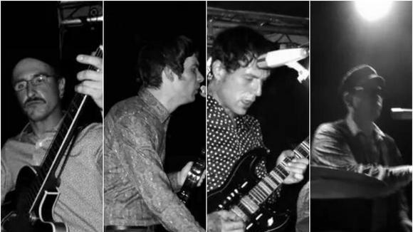 The Asteroids - Rock Garage Rock Live Act in lollar