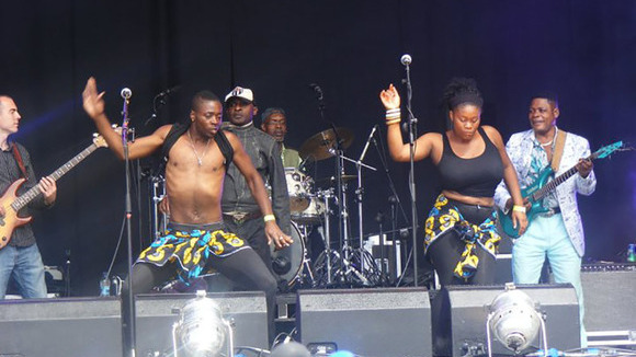 ZONG ZING ALL STARS - Dance Live Act in LONDON