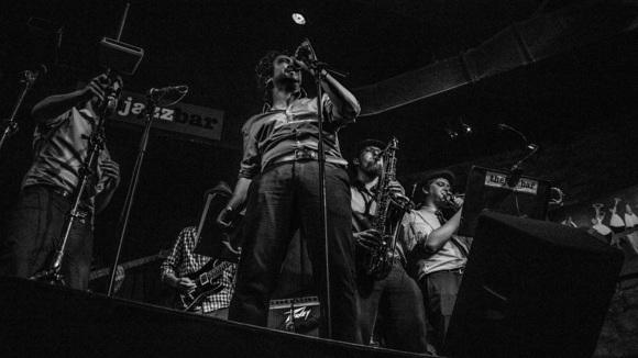Pocion de Fe - Worldmusic Latin Jazz Afrobeat Funk Live Act in Edinburgh