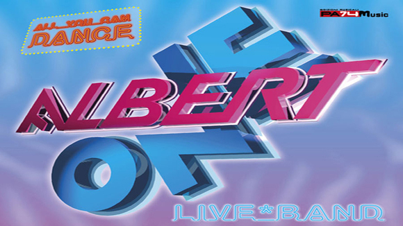 ALBERT ONE Live Band - Disco Pop Live Act in Pavia