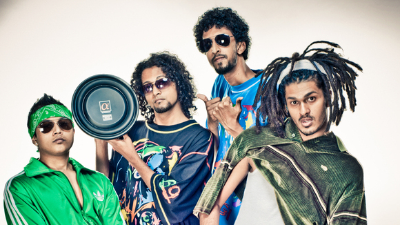 Low Rhyderz - Rap Dancehall Reggae Live Act in Bangalore