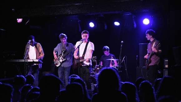Common Tree Frogs - Indie Indie Live Act in Manchester