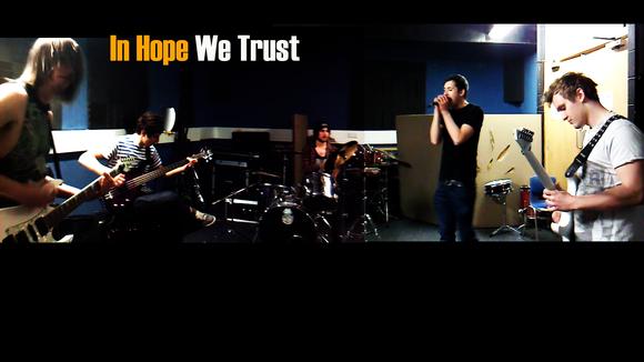In Hope We Trust - Heavy Metal Alternative Metal Punk Live Act in Wirral