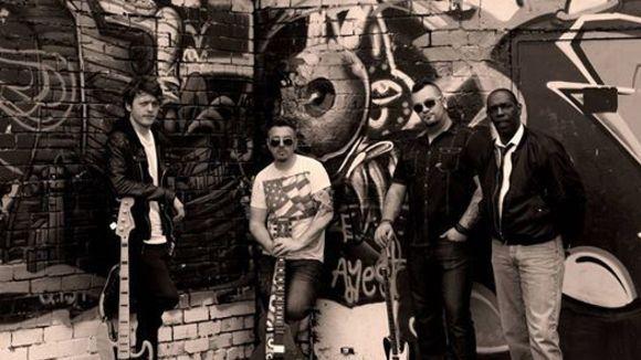 THE UNDERCLASS - Pop Live Act in BIRMINGHAM