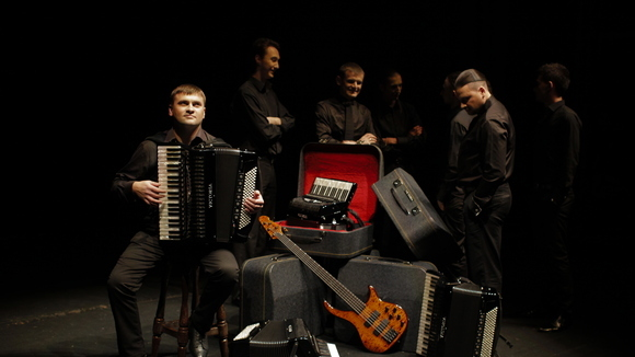CONcerTINO - Worldmusic Klassik Jazz Live Act in Chisinau