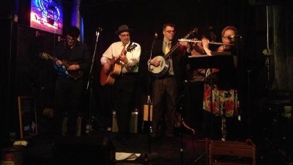 Hot Club of Berwyn - Blues Blues Folk Jazz Bluegrass Live Act in Des Plaines