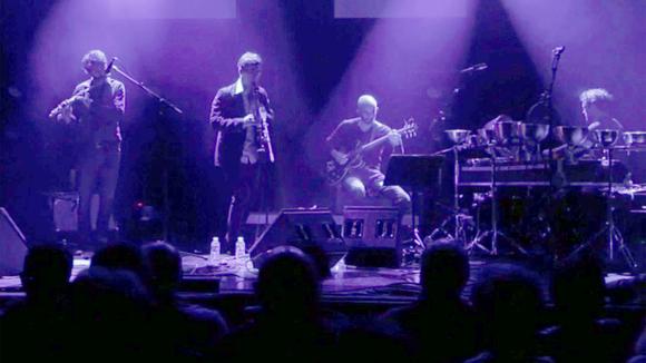 Sylvain Rifflet Alphabet quartet - Jazz Live Act in Paris