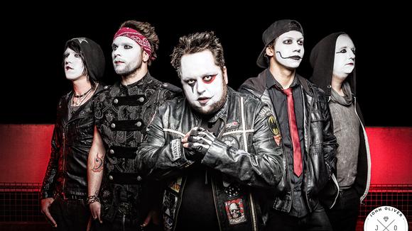 A Joker's Rage - Rock Alternative Disco Heavy Metal Live Act in York