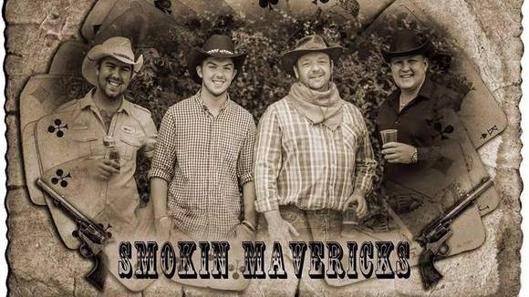 Smokin Mavericks - Country Live Act in Herne Bay