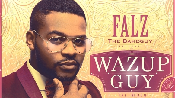 Falz - Worldmusic Rap Live Act in Lagos