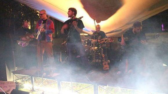 DIE GROße SEKUNDE - Ska Rock Ska Reggae Live Act in Weimar
