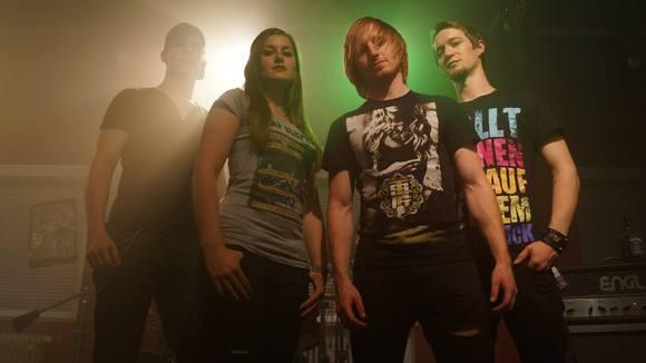 Tears of Serenade - Heavy Metal Live Act in Deggendorf