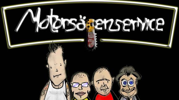 Motorsägenservice - Rock Hard Rock Rock Neue Deutsche Härte Live Act in Braunschweig