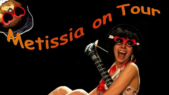 Metissia - Singer/Songwriter Live Act in Berlin