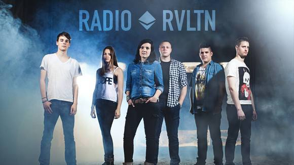 Radio Revolution - Alternative Pop Rock Live Act in Sankt Vith