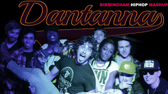 DANTANNA - Rap Dance Drum 'n' Bass Soul Ska Live Act in Birmingham