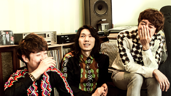 Third Stone - Blues Psychedelic Rock Live Act in Seoul