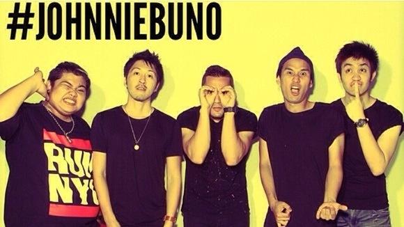 JOHNNIE BUNO - Rock Grunge Rap Alternative Funk Indie Live Act in Bangkok