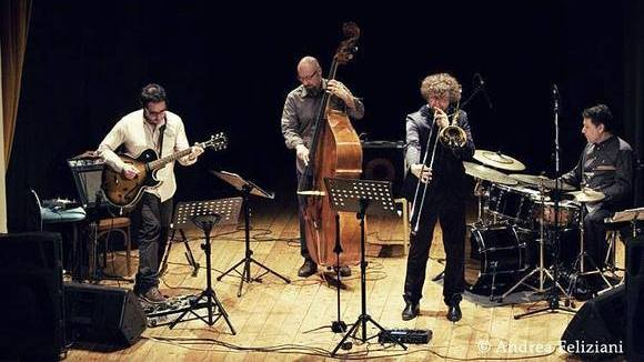 Massimorganti Quartet - Jazz Live Act in Corinaldo