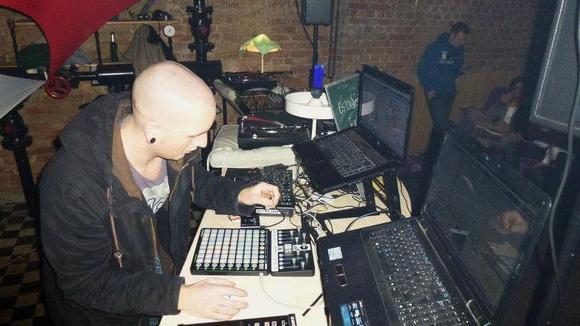 Joh Batist - Techno Minimal Techno Live Act in Kyritz