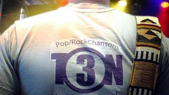 Ton-3 - Singer/Songwriter Pop Rock Live Act in Düsseldorf
