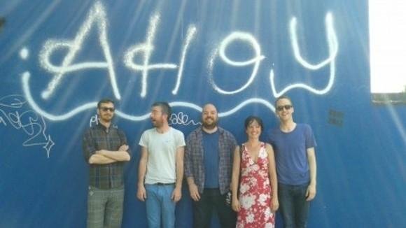 Seabirds - Britpop Indiepop Rock Live Act in Nottingham