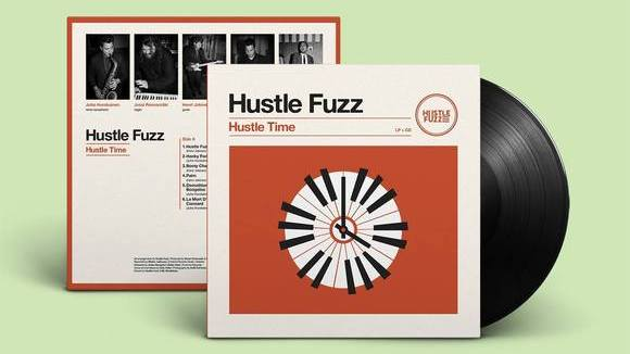 Hustle Fuzz - Jazz Rhythm & Blues (R&B) Live Act in Helsinki