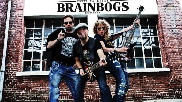 BRAINBOGS - Rock Hard Rock Live Act in Frankfurt am Main