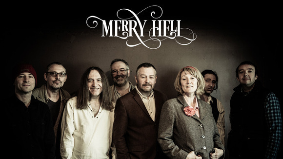 Merry Hell - Folk Folk Rock Live Act in Wigan