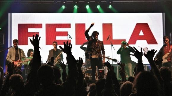 FELLA - Ska Rap skindie Punk Reggae Live Act in slough