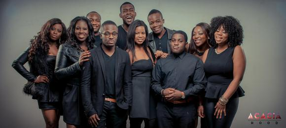 ACACIA WOOD - Reggae Pop Gospel Live Act in LONDN