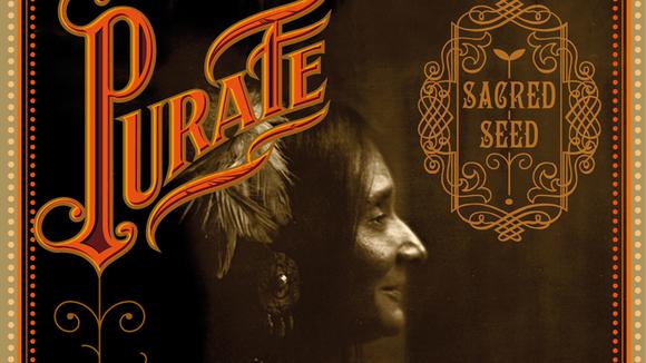 "PURA FE - MATHIS HAUG ""Sacred seed""  - Jazz Folk Live Act in Nîmes"