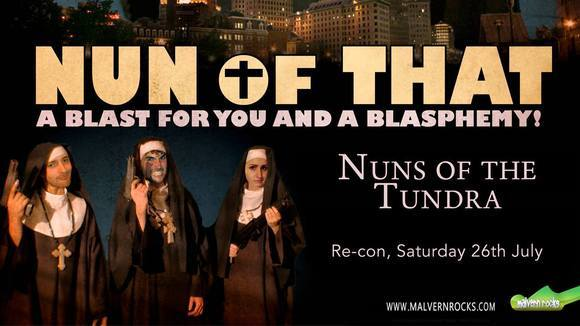 Nuns of the Tundra - Alternative Rock Live Act in Malvern