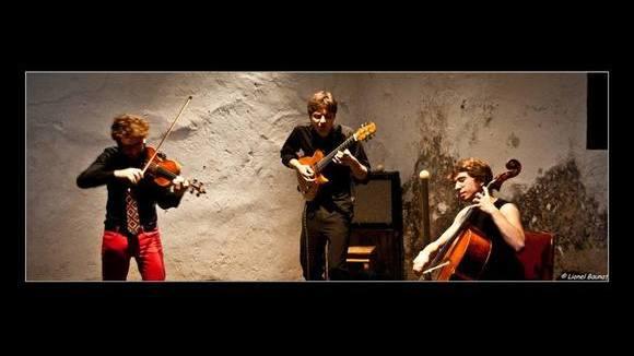 Théo Ceccaldi Trio - Jazz Live Act in Paris