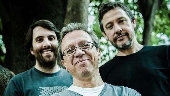 Mário Laginha Novo Trio - Jazz Live Act in Porto