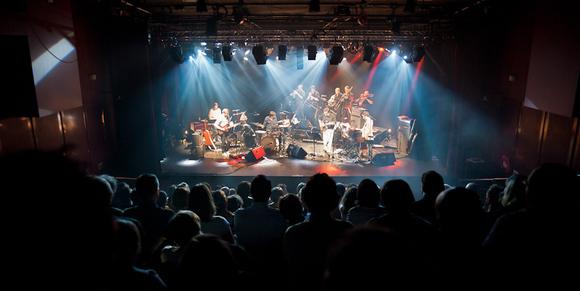 LE SACRE DU TYMPAN - Jazz Live Act in Carrières-sur-Seine