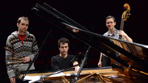 Giovanni Guidi Trio feat. Thomas Morgan & Joao Lobo - Jazz Live Act in Foligno